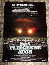 DAS FLIEGENDE AUGE /BLUE THUNDER * Roy Scheider  A1-Filmposter -Ger 1-Sheet ´83