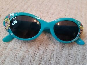 Mint Con Girls Disney Frozen Elsa Turquoise Sunglasses Cute