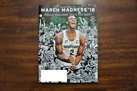 New Sports Illustrated March Madness 2018 Jaren Jackson Michigan State Spartans
