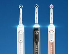 BRAUN ORAL B GENIUS 9000 ELECTRIC RECHARGEABLE HANDLE +1 TOOTHBRUSH ONLY