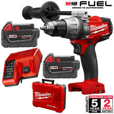 "Milwaukee 2704-22 M18 FUEL™ 1/2"" hammer Drill/Driver NEXT GENERATION M18FPD-0"