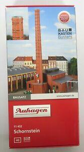 Auhagen 11432 H0 Schornstein Cheminée KIT Neuf emballage d'origine