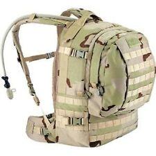 Us Army DCU Camelbak motherlode Army 3 color Desert auspiciador mochila Pack
