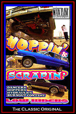 HOPPERS, HOPPIN' and SCRAPIN', Jumpers, Dancers, Hoppers, A Main Event DVD