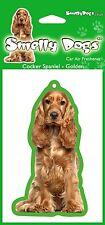 Cocker Spaniel Golden (b) Fragrant Air Freshener - Perfect Gift