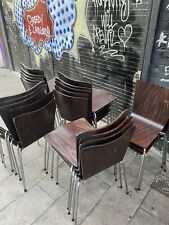 More details for used cafe tables and chairs