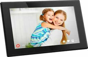 "Aluratek - 15.6"" Touchscreen LCD Wi-Fi Digital Photo Frame"