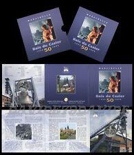 BELGIO 2006 - 10 EURO - 50 ° ANN. DEL DISASTRO MINERARIO A MARCINELLE - PROOF