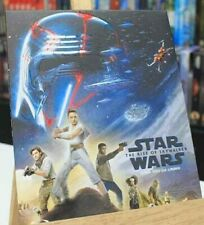 SMLIFE EXCLUSIVE STAR WARS THE RISE OF SKYWALKER BLURAY STEELBOOK