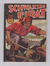 Schwarzer Pirat 1950 - 1955 Originalhefte Nr. 13 - 60