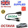 Skoda Octavia Audio Cable For HTC LG BLACKBERRY SONY NOKIA Micro & AUX 3.5mm