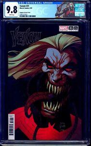 Venom #31 CGC 9.8 RYAN STEGMAN KNULL VARIANT NM/MT CUSTOM CGC LABEL