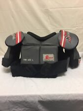 Riddell Youth Football Shoulder Pads HM 400 Sz L LIGHTWEIGHT
