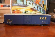 Lionel 6-27850 CSX 60' Boxcar #196911