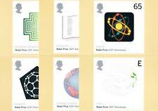 ~2001 - Nobel Prizes PHQ Card set