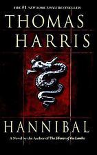 Hannibal by Thomas Harris (2000, Paperback, Reissue)
