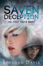 The Saven: Saven Deception by Siobhan Davis (2015, Paperback)