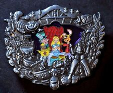 Disney Pins - WDI - Stained Glass Attractions  Alice in Wonderland- LE 300 RARE!