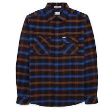 MATIX Becker Flannel Shirt (L) Black