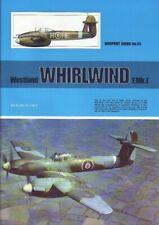 NEW Warpaint Series Books 54 Westland Whirlwind F.Mk.I fighter