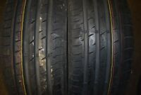 2x Sommerreifen Conti Sportcontact 3 Sommer 235 35 zr 19 MO 2011