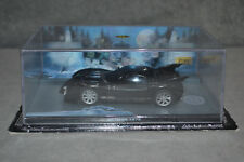 Altaya Batman Collection Batmobile Scale 1:43 No. 575 Black Vehicle Eaglemoss