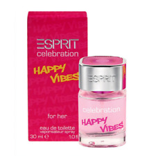 ESPRIT CELEBRATION HAPPY VIBES FOR HER EAU DE TOILETTE 30ML * NEW *