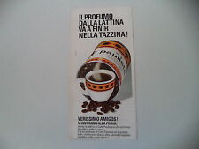 advertising Pubblicità 1969 CAFE' CAFFE' PAULISTA