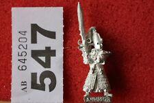 Juegos taller Warhammer Fantasy elfos alto swordmasters de Hoeth Nuevo Metal E5