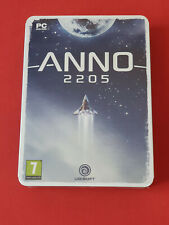 ANNO 2205 EDITION COLLECTOR PC NEUF SOUS BLISTER