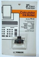 First Edition Calculator Replacement Ink Roller, PR-42, NEW