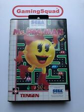 Ms Pacman Sega Master System, Supplied by Gaming Squad Ltd