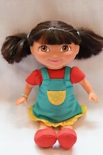 Dora the Explorer Doll Babysitter Plush Fisher Price 10""