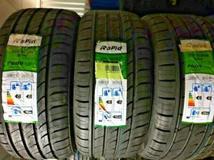 NEW RAPID P609 SPORT 255/35 ZR18 225/40 ZR18 XL CAR TYRES 255 35 18 225 40 18 C+