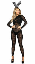 Womens Curious Crossbreed Bunny Costume