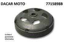 7715898b MAXI WING CLUTCH BELL inner 134 mm PIAGGIO X8 250 4T LC MALOSSI
