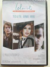 Toute une vie DVD NEUF SOUS BLISTER Marthe Keller - André Dussolier