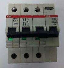 Abb, S283W-K20A, S2 Bm-2,Circuit Breaker, 3P, 277/480Vac, 20A, 24V,No Screws,New