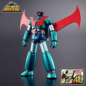 Tamashii Bandai Super Robot Chogokin Mazinger Z Devilman Color Ver Go Nagai