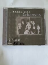 Live by Black Oak Arkansas (CD, Apr-2000, EMI-Capitol Special Markets)