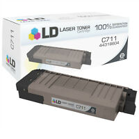LD Compatible Okidata 44318604 Black Toner for C711dn/C711dtn/C711n/C711wt