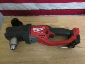 "Milwaukee 2807-20 Hole Hawg 18V Cordless 1/2"" Right Angle Drill- Bare Tool,525"