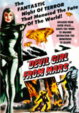 Devil Girl from Mars [New DVD]