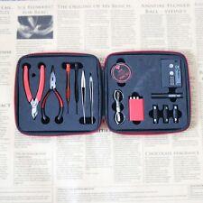 Coil Master v2 DIY V2 TOOL SET KIT Coil Jig ohm Meter Ceramic Tweezer for RDA