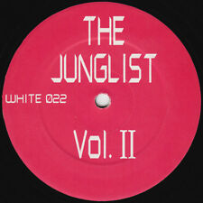 "The Junglist ‎– The Junglist Vol. II 12"" F PROJECT EXCELLENT CONDITION"