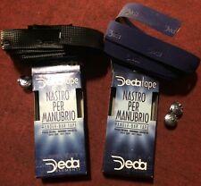 Nastro manubrio bici Deda Elementi Tape handle bar bike dark blue-carbon
