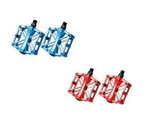"""Alloy Mountain Bike Pedal Road MTB Bicycle Nonslip Set Cycling Pedals 9/16"""""""