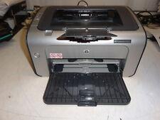 HP Laserjet P1006 compact Laser printer *REFURB*  warranty & toner