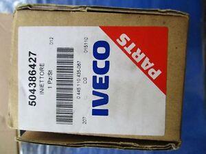 Einspritzdüse CR BOSCH 0445110435 FIAT/IVECO 2,3JTD/HPI 06-