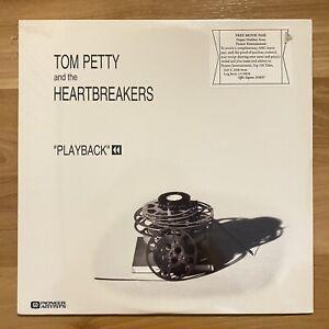 "Tom Petty & The Heartbreakers ""PLAYBACK"" Laserdisc -  FACTORY SEALED LD"